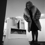Joyce Wieland at the Isaacs Gallery, 1965
