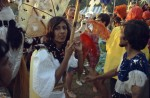 Crowd shot of Caribana Festival, 1968. Photographer: Jac Holland, image no. ASC06115.