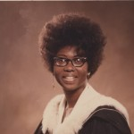 Jean Augustine's graduation portrait from the University of Toronto. Image no. ASC04430.