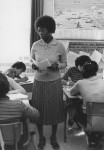 Jean Augustine teaching in Toronto in early 1970s. Image no. ASC04432.