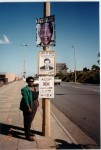 Jean Augustine in South Africa during 1994 elections. Image no. ASC04496.