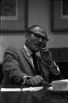 Rabbi Gunther Plaut, August 11, 1966. Photographer: Reed. Toronto Telegram fonds, image no. ASC04772.