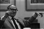 Rabbi Gunther Plaut, , August 11, 1966. Photographer: Reed. Toronto Telegram fonds, image no. ASC04773..