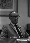 Rabbi Gunther Plaut, , August 11, 1966. Photographer: Reed. Toronto Telegram fonds, image no. ASC04774.