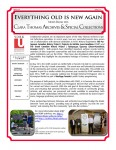 Front cover of Spring 2014 CTASC newsletter